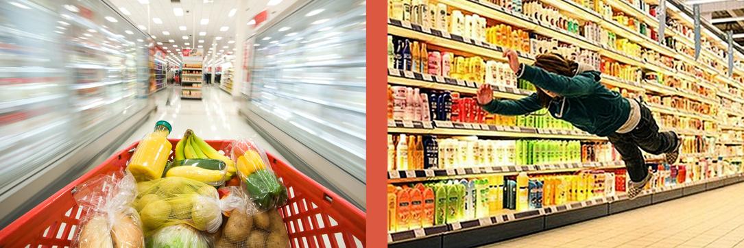 È responsabile il supermercato per la caduta del cliente