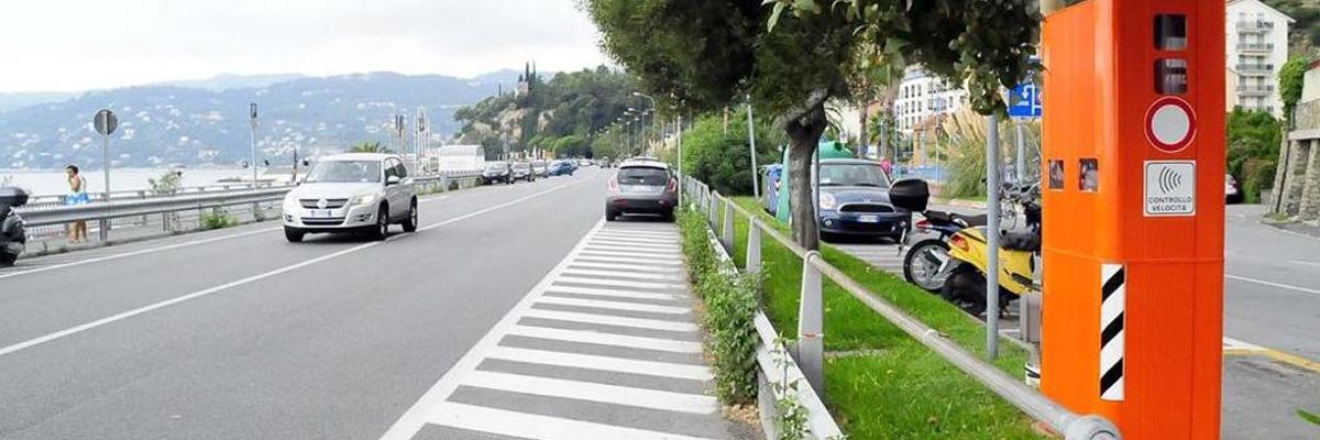 Autovelox: niente multa sul rettilineo