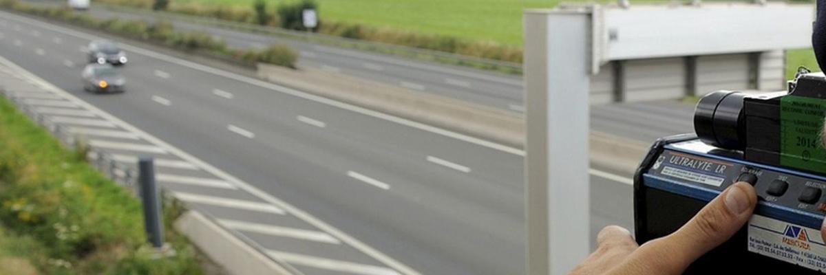 Arriva il super-autovelox, il nuovo sistema di controllo elettronico della velocità